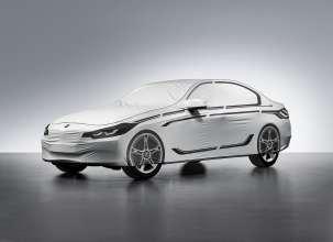 Original BMW Accessory 3 Series Car Cover. (02/2012)