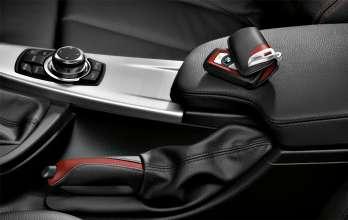 Original BMW Accessory Sport Line Key Fob. (02/2012)