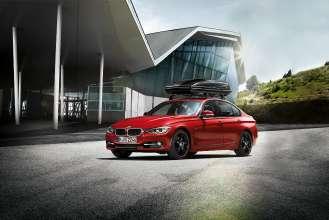 Original BMW Accessory Roof Box. (02/2012)
