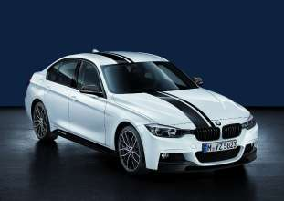 3 Series with BMW M Performance Parts. (02/2012)