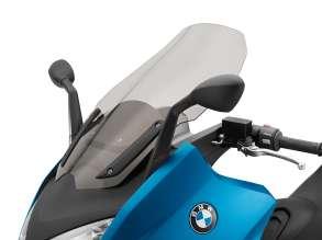 BMW C 600 Sport, Windshield, tinted (02/2012)