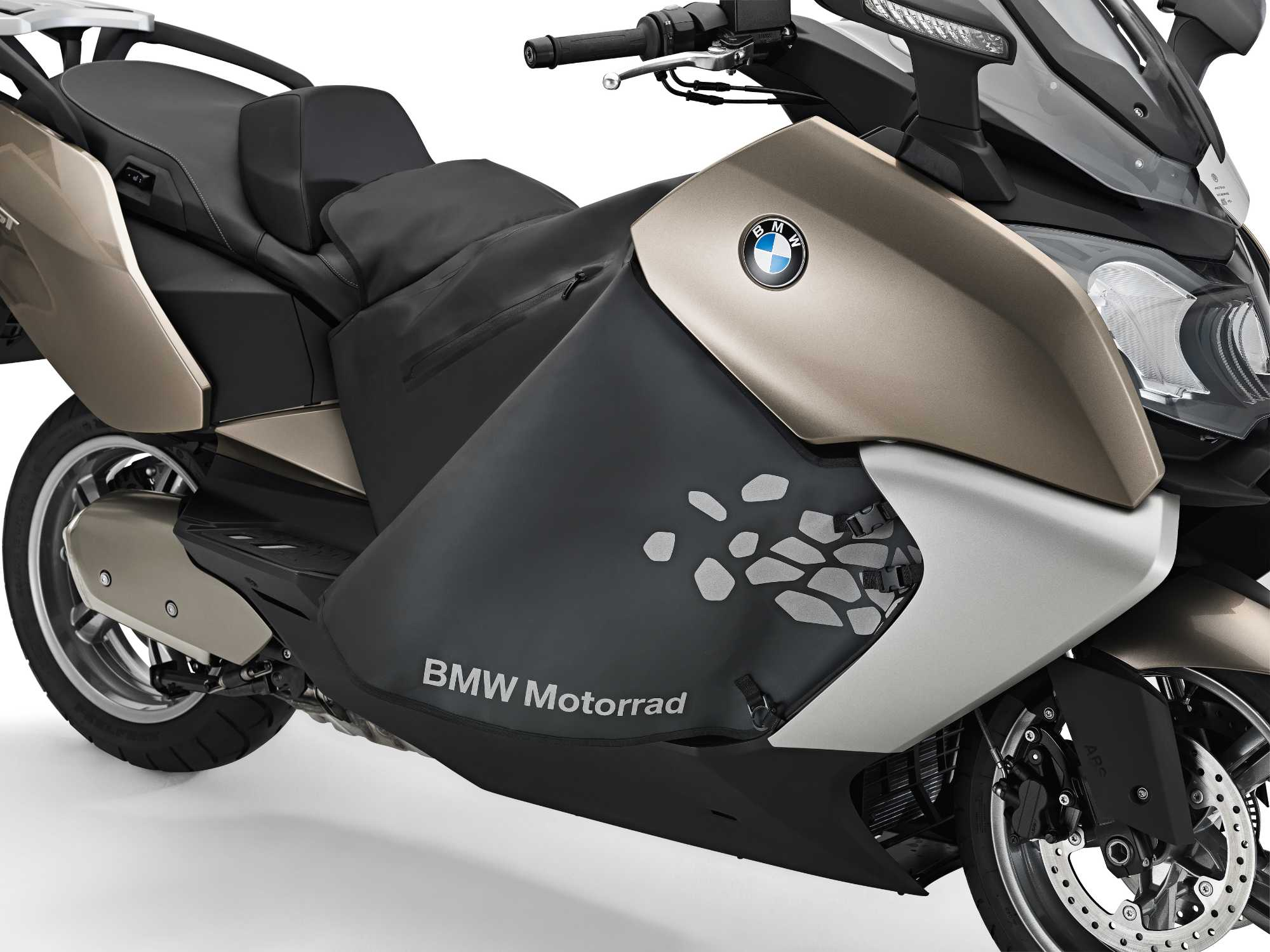 Bmw C 650 Gt  Scooter Jacket  02  2012