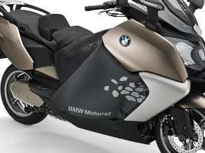 BMW C 650 GT, Scooter jacket (02/2012)