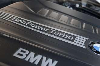 BMW 640d xDrive Coupé. Motor. (02/2012)