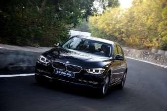 Die neue BMW 3er Limousine Langversion  (04/2012)