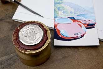 Concorso d'Eleganza Villa d'Este 2012, Special edition of the LANGE 1 ZEITZONE by A. Lange & Söhne (03/2012)