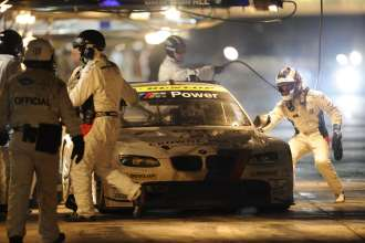 14.03.2012 - 17.03.2012, Sebring (USA), Joey Hand (USA), Dirk Müller (DEU), Jonathan Summerton (USA), No 56, BMW Team RLL, BMW E92 M3, American Le Mans Series, Twelve Hours of Sebring. This image is Copyright free for editorial use © BMW AG