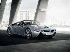 BMW i8 Concept Spyder (04/2012)