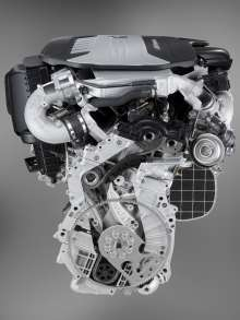 BMW M Performance TwinPower Turbo Engine Six-Cylinder Diesel - (N57S). (03/2012)