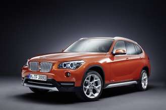 The new BMW X1. (04/2012)