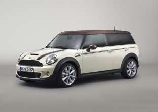 MINI Clubman Hyde Park (04/2012)