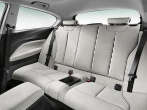 The new BMW 1 Series 3 Door Hatch, two rear seats (05/2012)