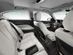 The new BMW 1 Series 3 Door Hatch, interior (05/2012)