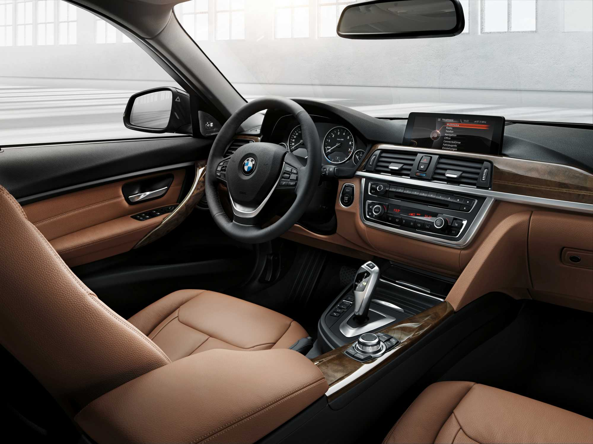Bmw 3 Series Touring Interior Dakota Leather Saddle Brown With Exclusive Stiching 05 2012
