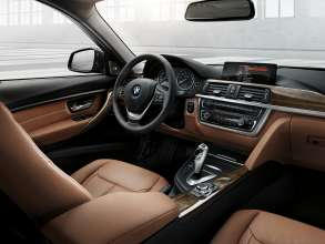 BMW 3 Series Touring - Interior, Dakota leather Saddle Brown with exclusive stiching  (05/2012