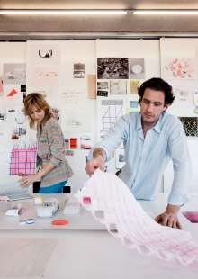 COLOUR ONE for MINI by Scholten & Baijings: Carole Baijings and Stefan Scholten / Photography by Inga Powilleit (04/2012)