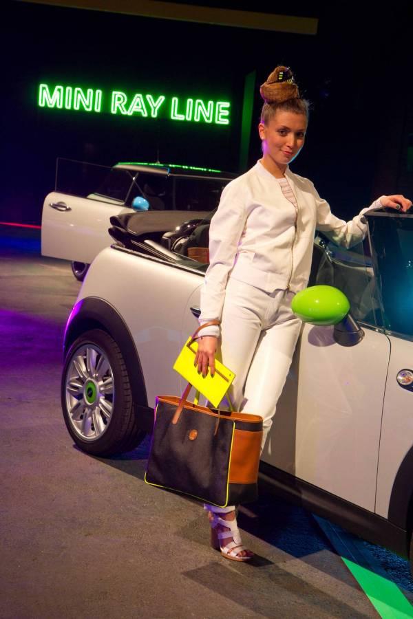 MINI RAY LINE Press Conference - Milano, 12 aprile 2012. Sfilata delle MINI Ray Line (04/12).