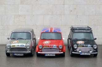 Classic Mini - Team 59 minibaijan (04/2012)