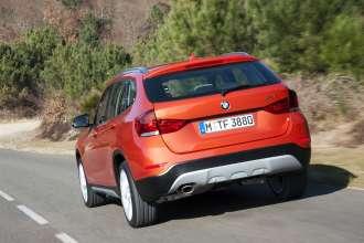 Der neue BMW X1 - Car-to-car. (05/2012)