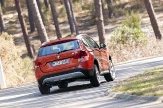 Der neue BMW X1 - Fahraktiv. (05/2012)