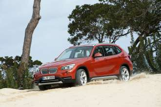 The new BMW X1 - Dynamics. (05/2012)