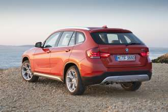 The new BMW X1 - Stills. (05/2012)