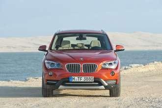 Der neue BMW X1 - Statik. (05/2012)