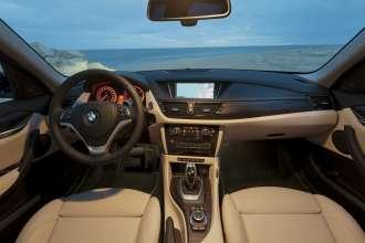 Der neue BMW X1 - Interieur. (05/2012)