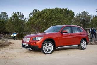 Der neue BMW X1 - Stimmungsbild. (05/2012)