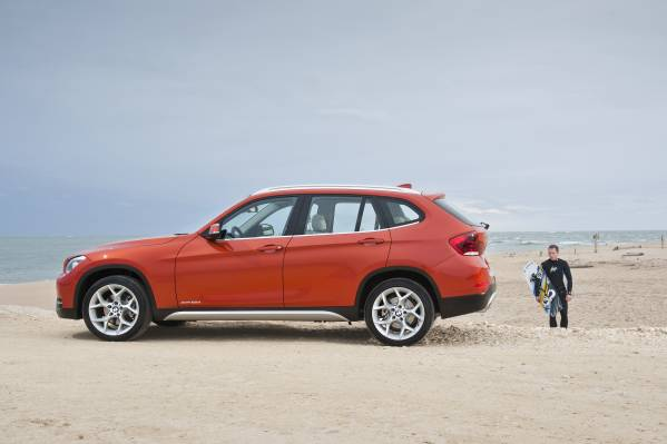 The new BMW X1 - Mood pictures. (05/2012)