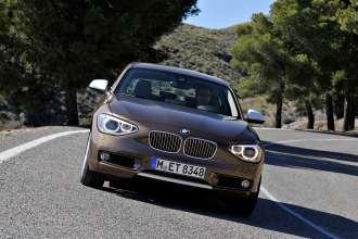 BMW 125d (3 Door Hatch) - (05/2012)