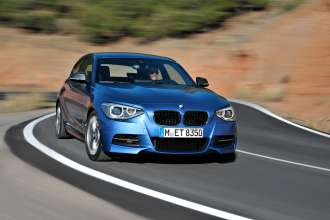 BMW M135i (3 Door Hatch) - (05/2012)