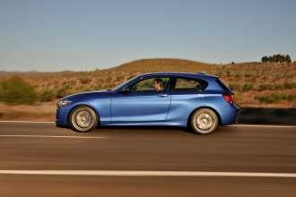 BMW M135i (3 Door Hatch) - (05/2012)