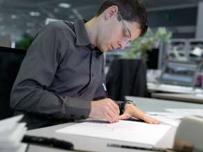 Daniel Mayerle, Interior Designer BMW 1 Series  (05/2012)
