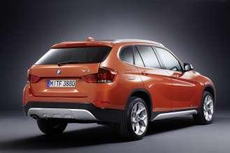 Der neue BMW X1. (05/2012)