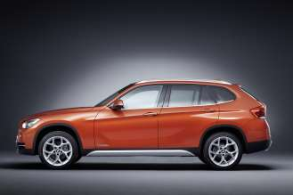 The new BMW X1. (05/2012)