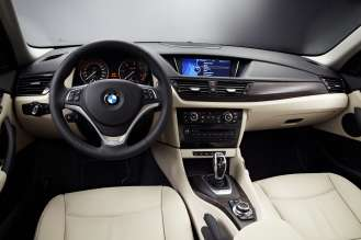 The new BMW X1 - Interior. (05/2012)