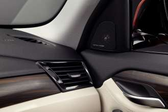 The new BMW X1 - Interior Details. (05/2012)