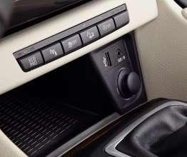 Der neue BMW X1 - Interieur Details. (05/2012)