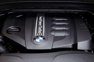 The new BMW X1 - Engine. (05/2012)