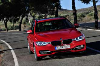 BMW 3 Series Touring  330d  (05/2012)