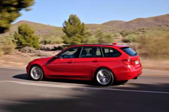 The new BMW 3 Series Touring  (05/2012)