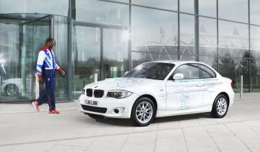 BMW Group London 2012 Fleet - ActiveE