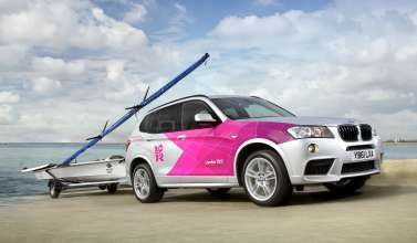 BMW Group London 2012 Fleet - X3