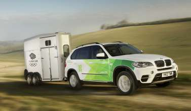 BMW Group London 2012 Fleet - X5