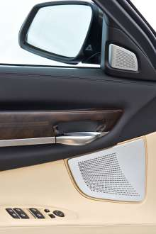 The new BMW 7 Series: Bang & Olufsen Sound System (05/2012)