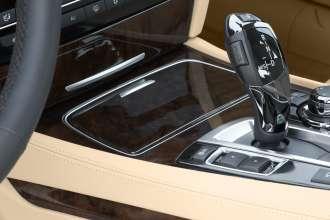 The new BMW 7 Series: Interior (05/2012)