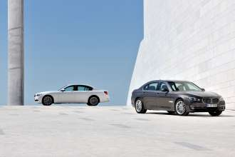 The new BMW 7 Series and the new BMW 7 Series Long Wheel Base (05/2012)