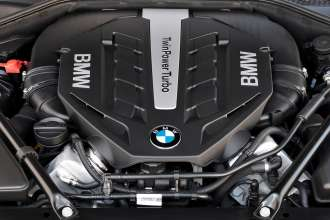 The new BMW 7 Series: BMW 750Li (05/2012)