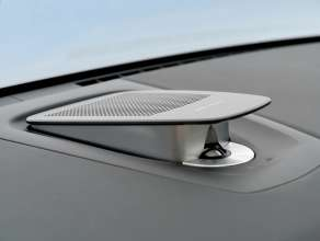 The new BMW 7 Series: Bang & Olufsen Sound System, Centre Loudspeaker (05/2012)